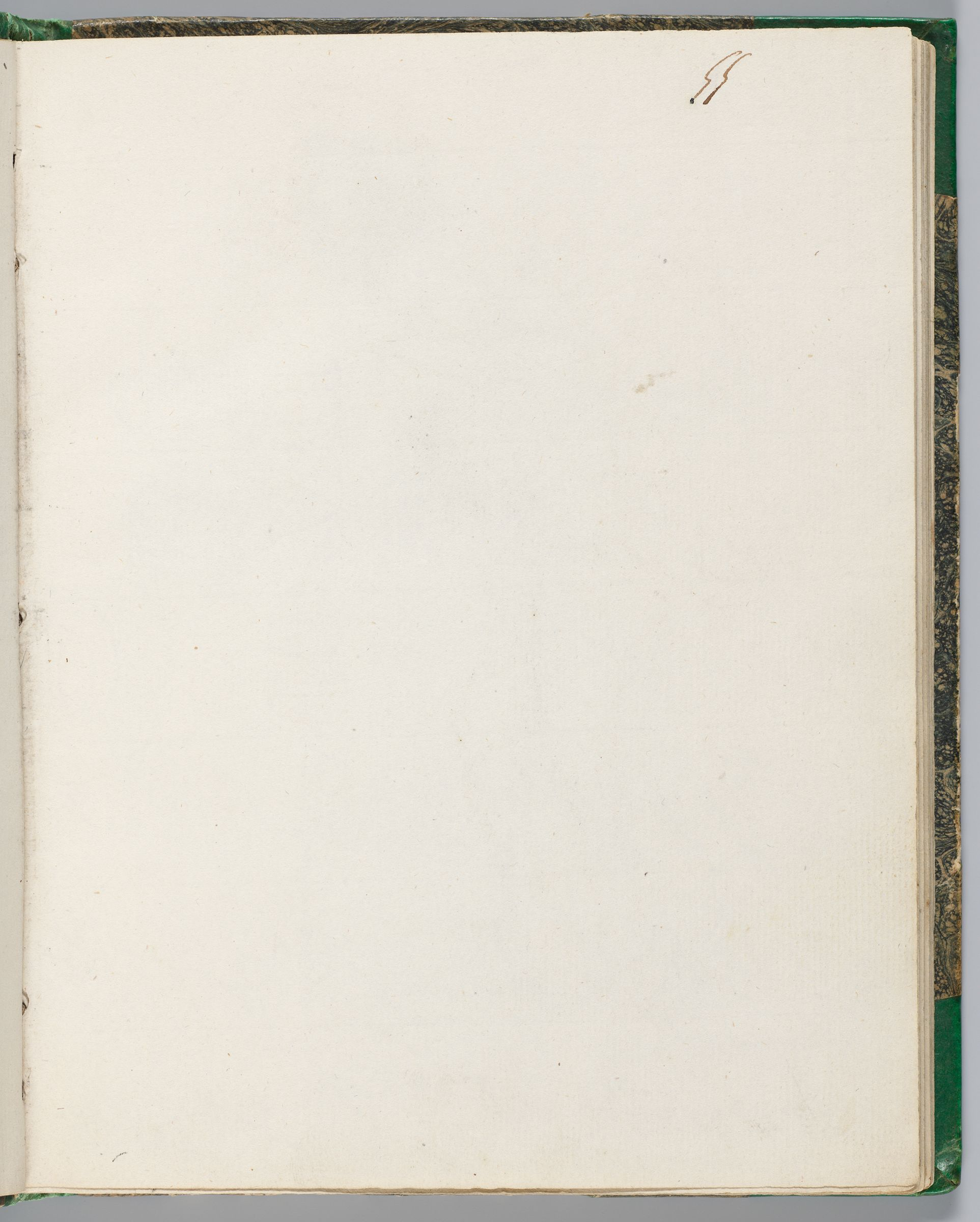 Blank; Verso: Napoleon Crowning Josephine