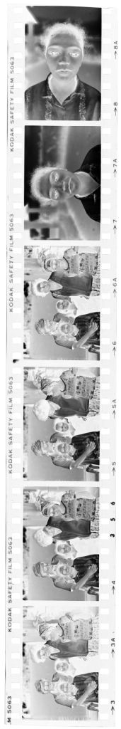Untitled (Five Women; Young Woman)