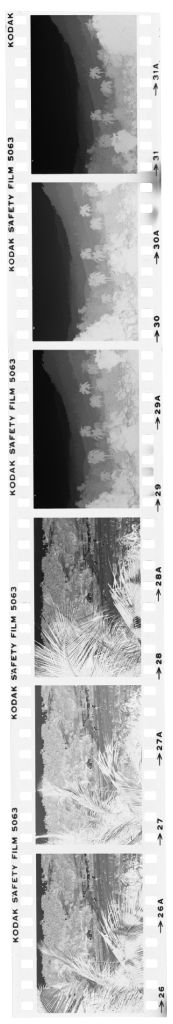 Untitled (Views Of Village In Valley And Hills With Palm Trees, Vietnam(?))