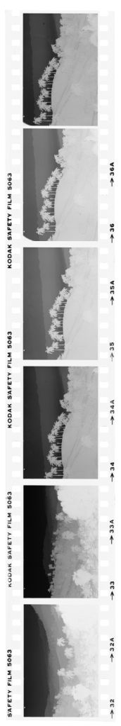 Untitled (View Of Hills With Palm Trees, Vietnam(?))