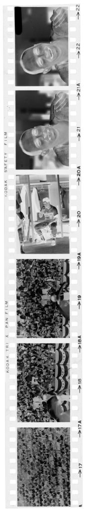 Untitled (Baseball Game; Player In Locker Room)