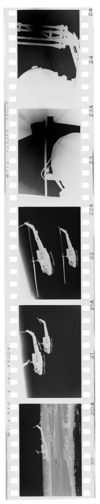Untitled (Helicopters (Various Views), Vietnam)