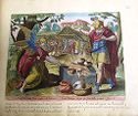 Gideon Offering A Meal To The Angel