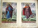 Saint Bartholomew; Saint Matthew