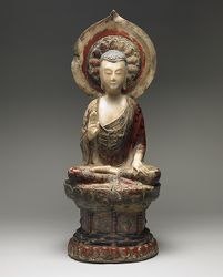 abhaya mudra left hand from the harvard museums collections seated buddha 10330