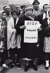 Stop Police Killings, Selma
