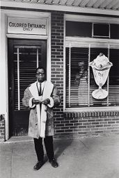James Baldwin, Colored Entrance Only, New Orleans