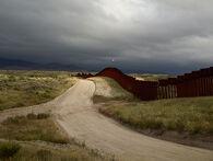 Wall, East of Nogales, Arizona