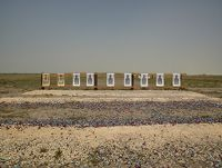 Border Patrol Target Range, Near Gulf Of Mexico, Texas