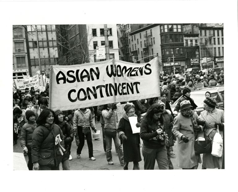 International Woman's Day March