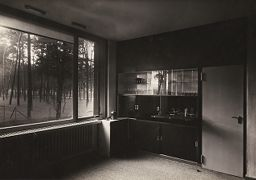 Bauhaus Masters' Housing, Dessau, 1925-1926: Dining Room Corner In Walter Gropius's House