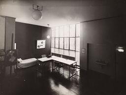 Bauhaus Masters' Housing, Dessau, 1925-1926: László Moholy-Nagy's Studio