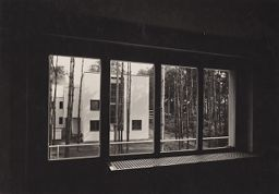 Bauhaus Masters' Housing, Dessau, 1925-1926: Bedroom Window Of A Duplex
