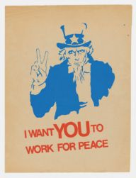 I want you to work for peace, 1969