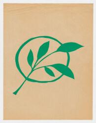 [Green olive branch], 1969