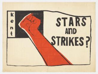 Kent / stars and strikes?, 1970