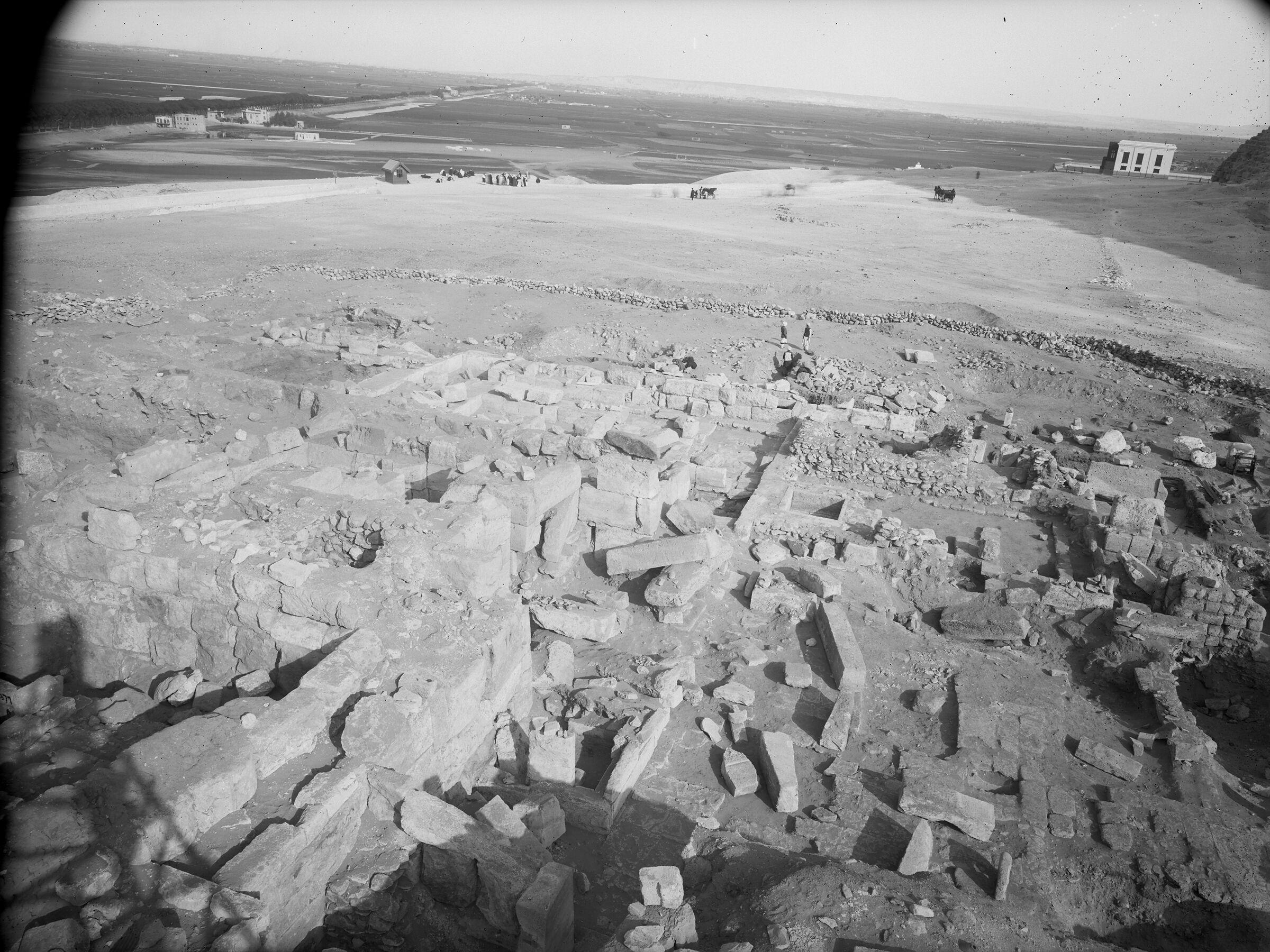 Western Cemetery: Site: Giza; View: G 2378, G 2383, G 2384, G 2385, G 2386