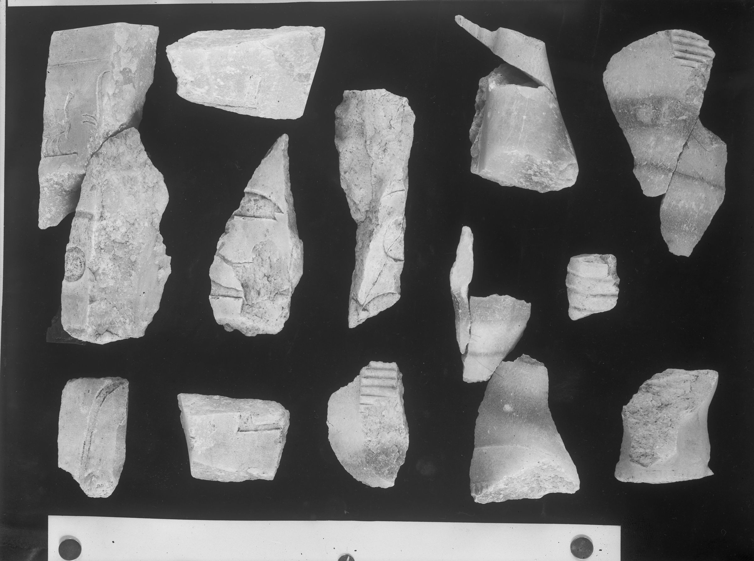 Object(s) photograph: Site: Giza; view: G 2370, G 2382