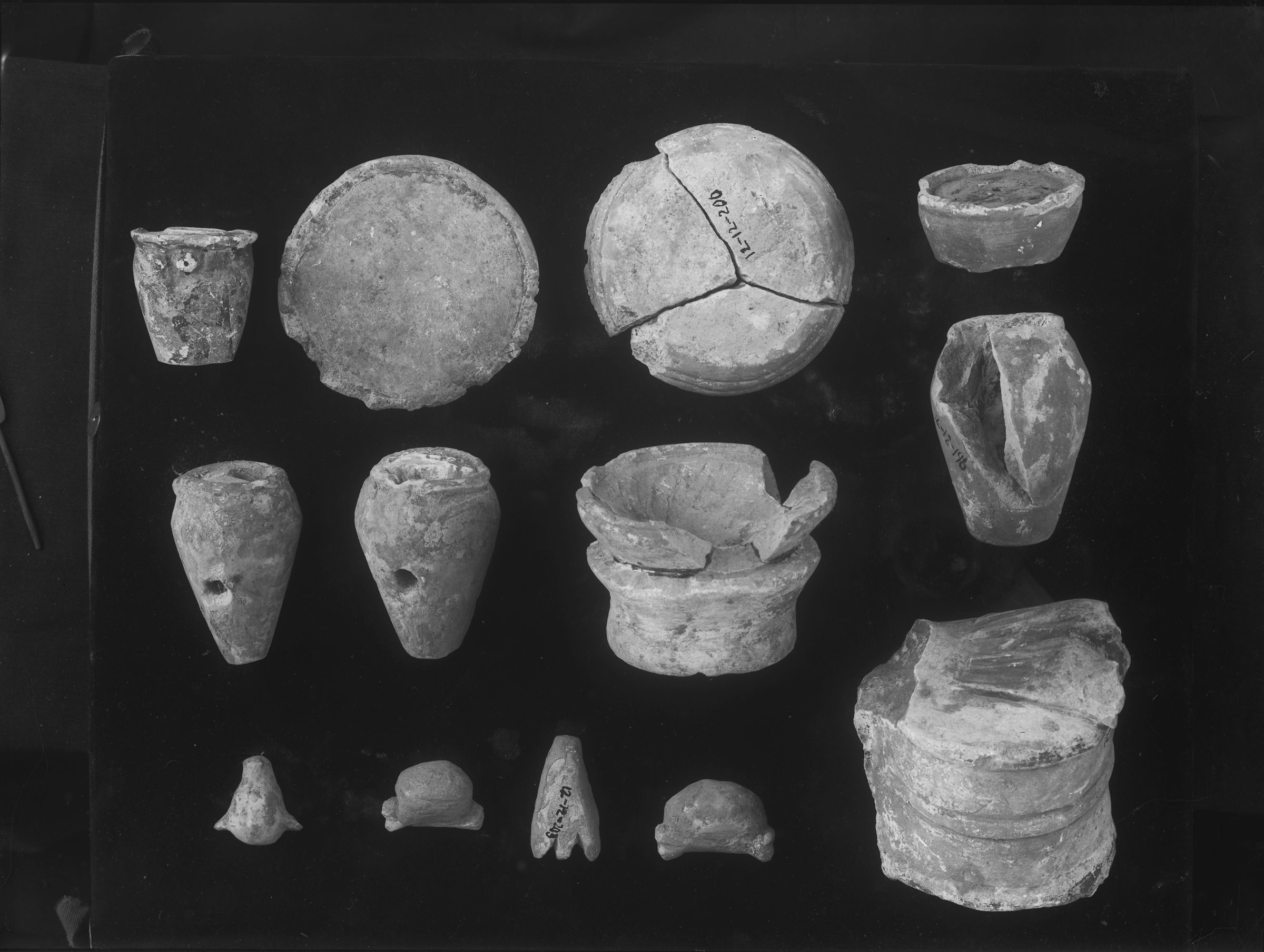 Object(s) photograph: Site: Giza; view: G 2371, G 2385, G 2501