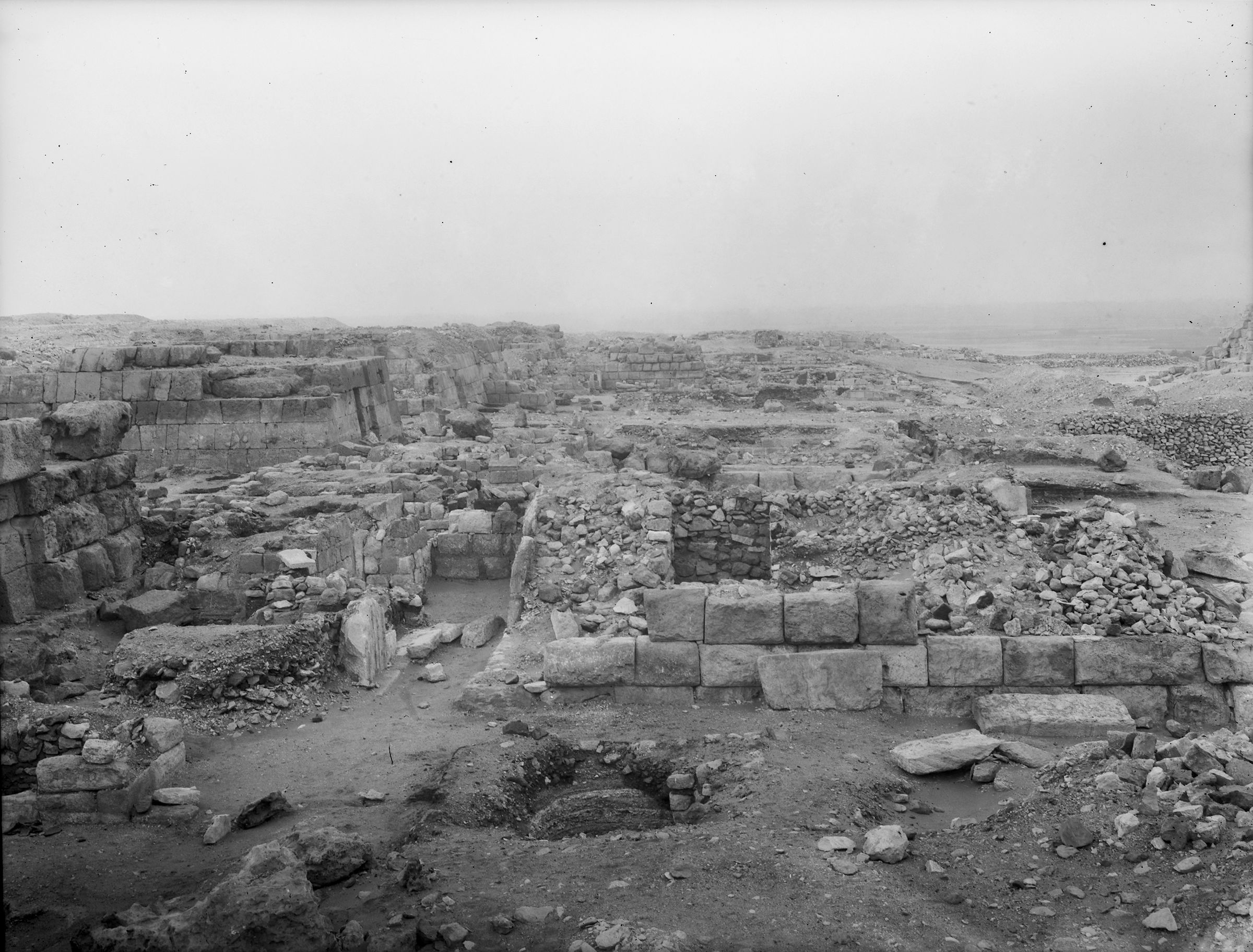 Western Cemetery: Site: Giza; View: G 5230, G 5330, G 5232, G 5233