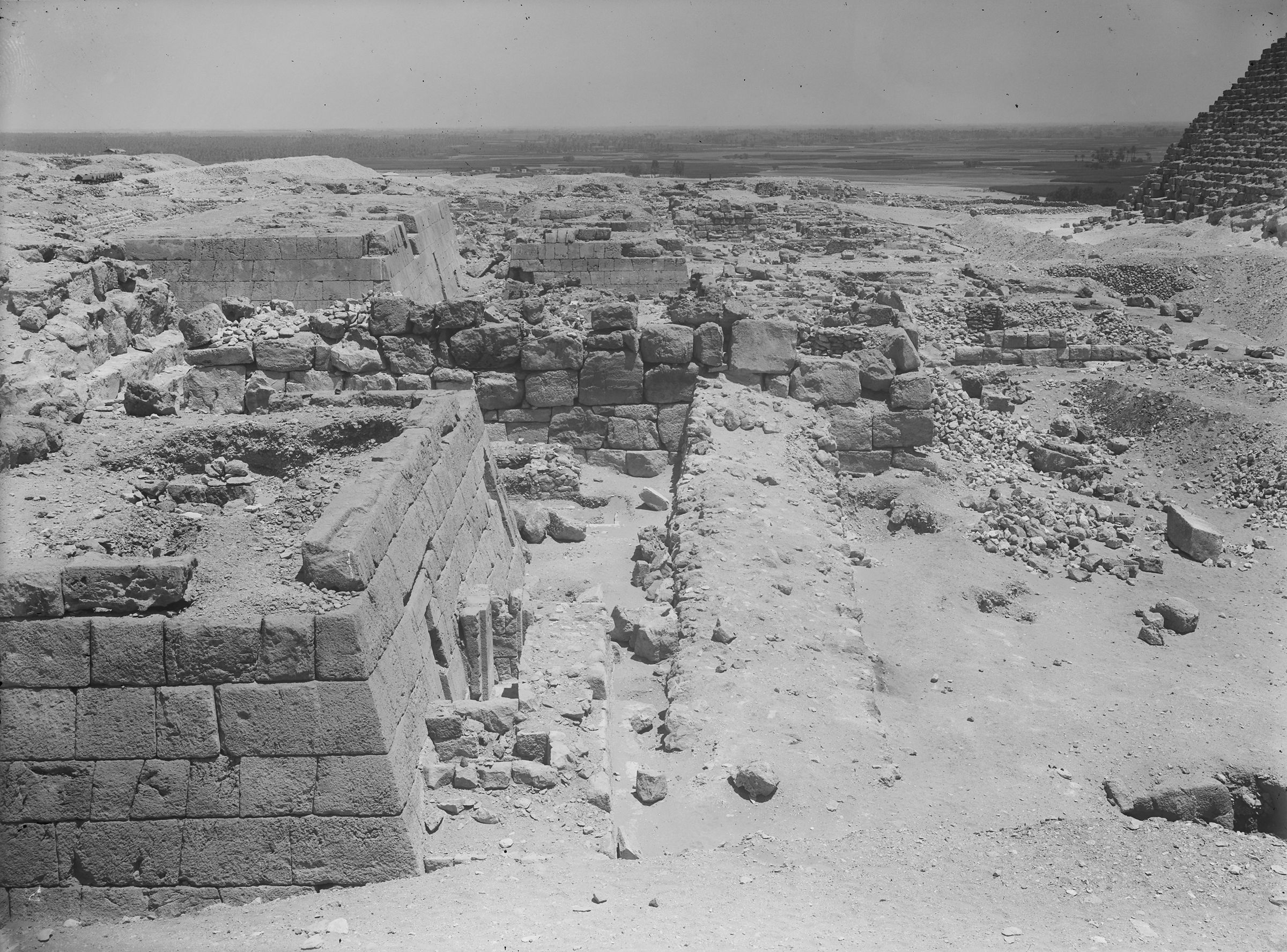 Western Cemetery: Site: Giza; View: G 5210, G 5220