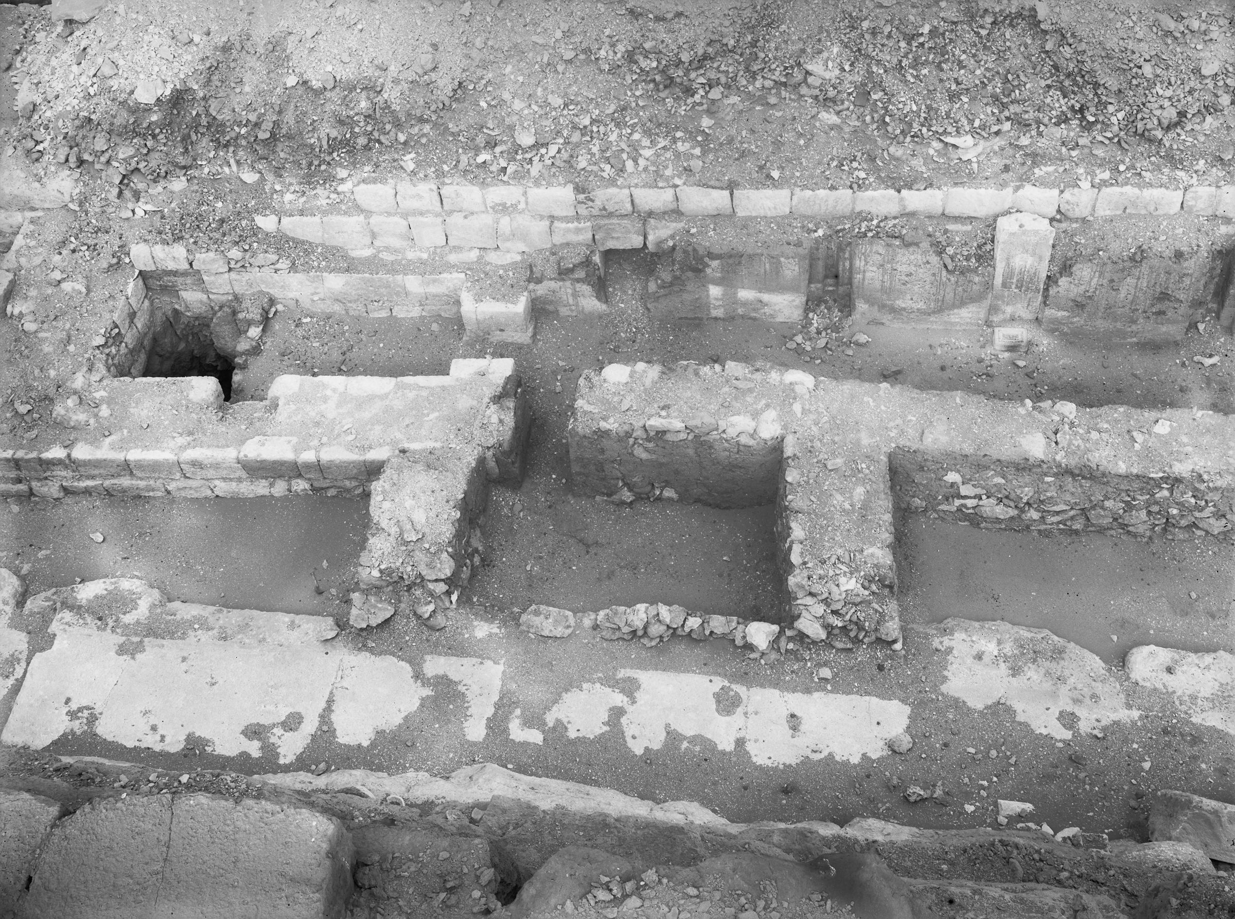 Western Cemetery: Site: Giza; View: G 5020
