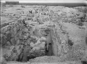 Eastern Cemetery: Site: Giza; View: street G 7100, G 7110-7120, G 7130-7140, G 7210-7220, G 7230-7240, G 7133