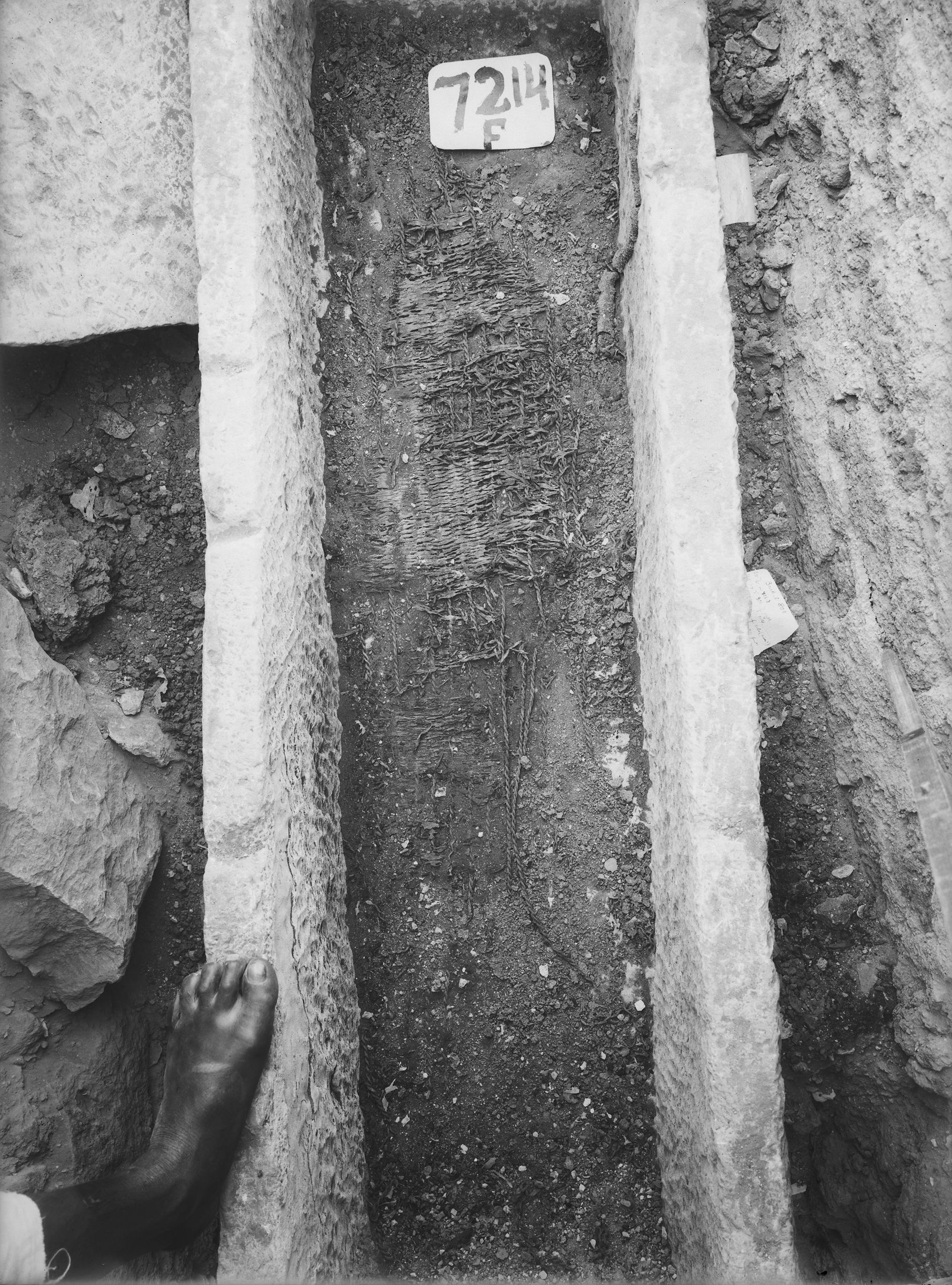 Eastern Cemetery: Site: Giza; View: G 7214