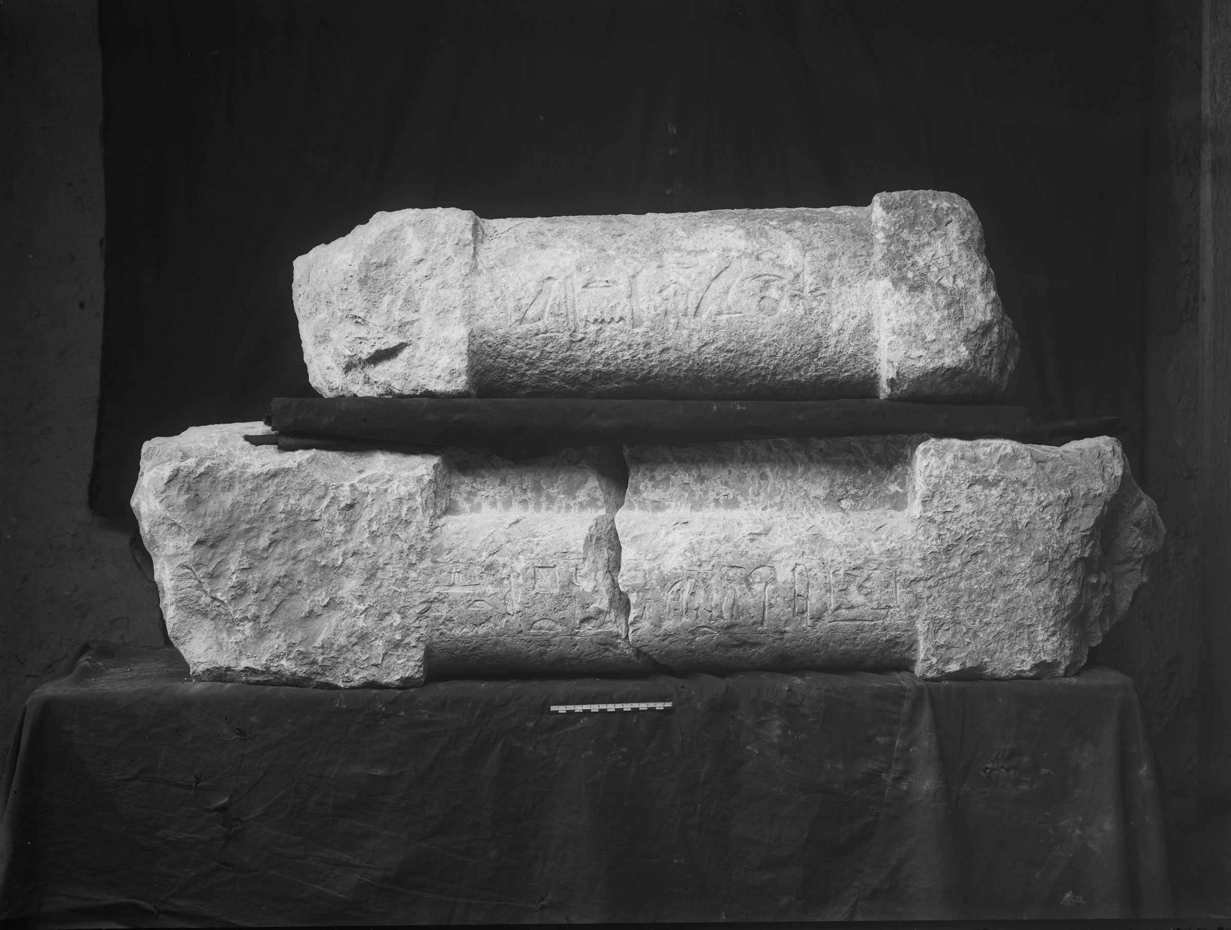 Object(s) photograph: Site: Giza; view: G 7640, G 7521