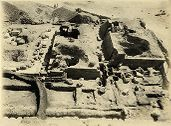 Eastern Cemetery: Site: Giza; View: G 7050, G 7060, G 7070, G 7071, G 7072, G 7073