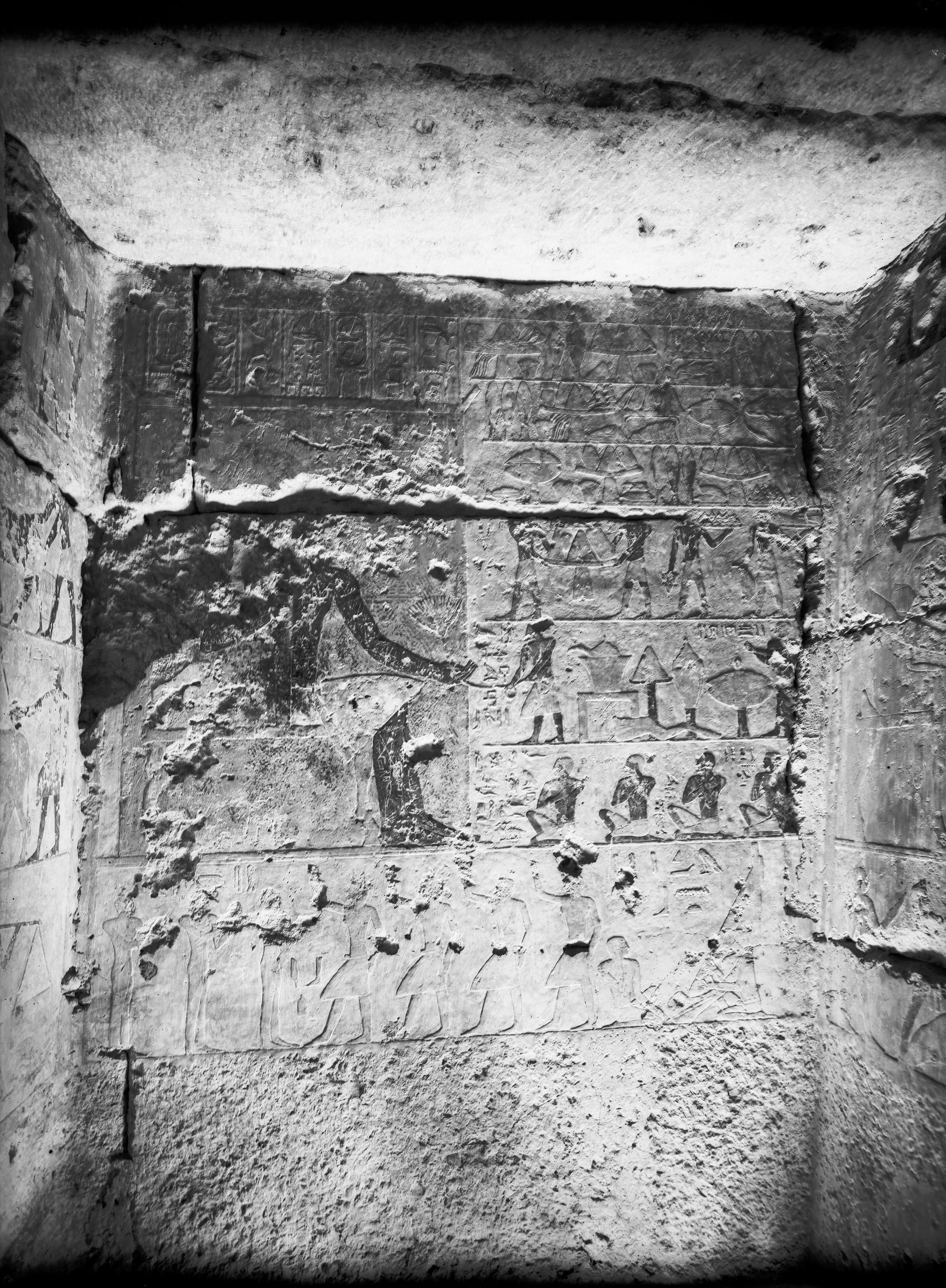 Western Cemetery: Site: Giza; View: G 6020
