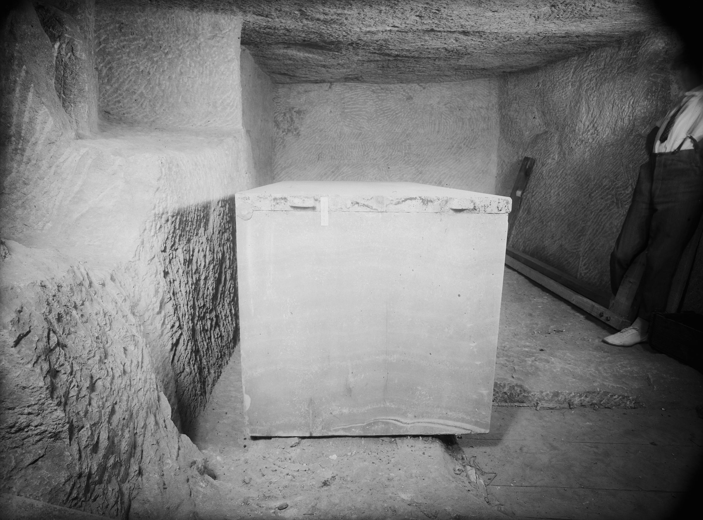 Eastern Cemetery: Site: Giza; View: G 7000 X