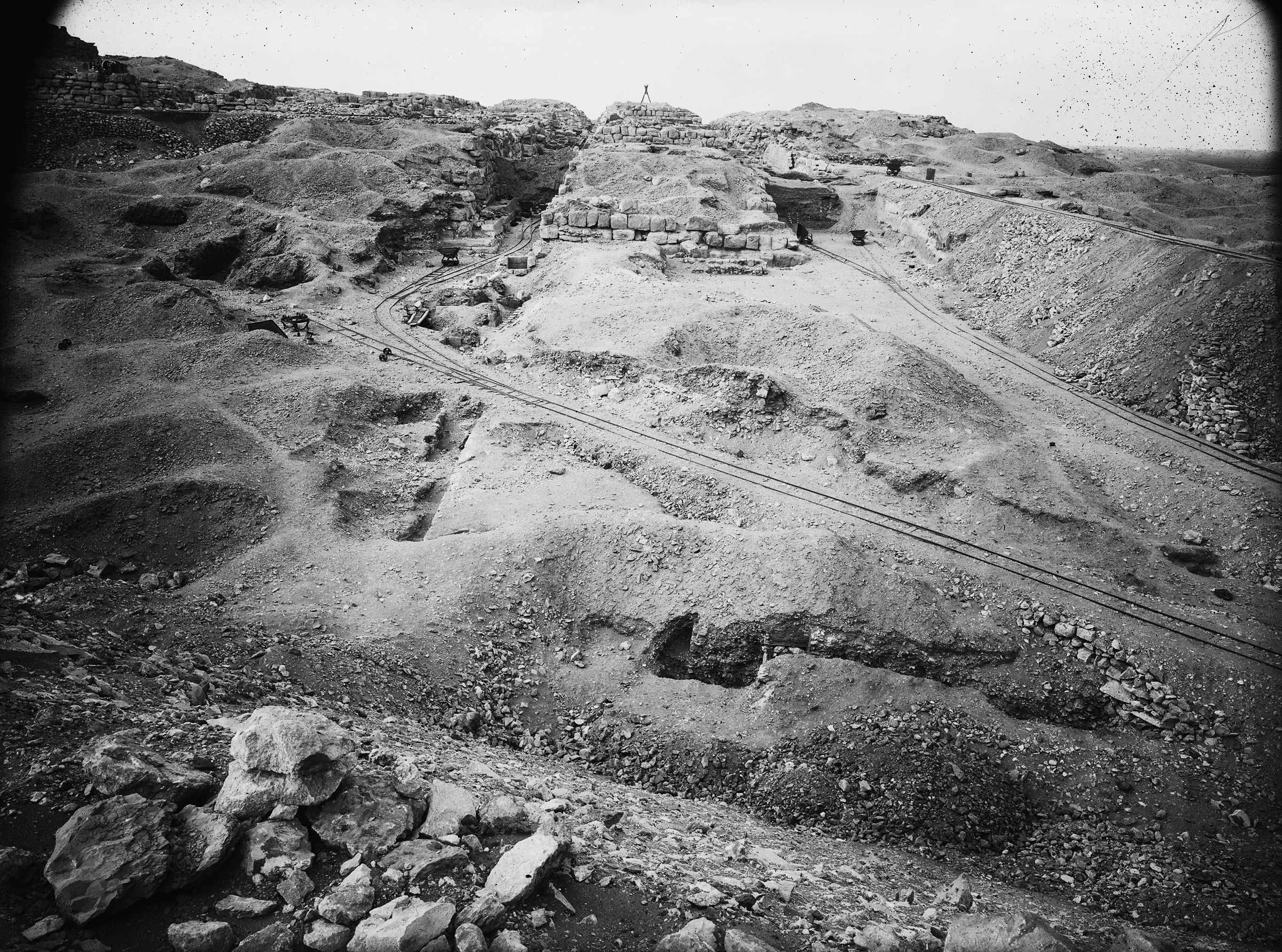 Eastern Cemetery: Site: Giza; View: G 7350, G 7450