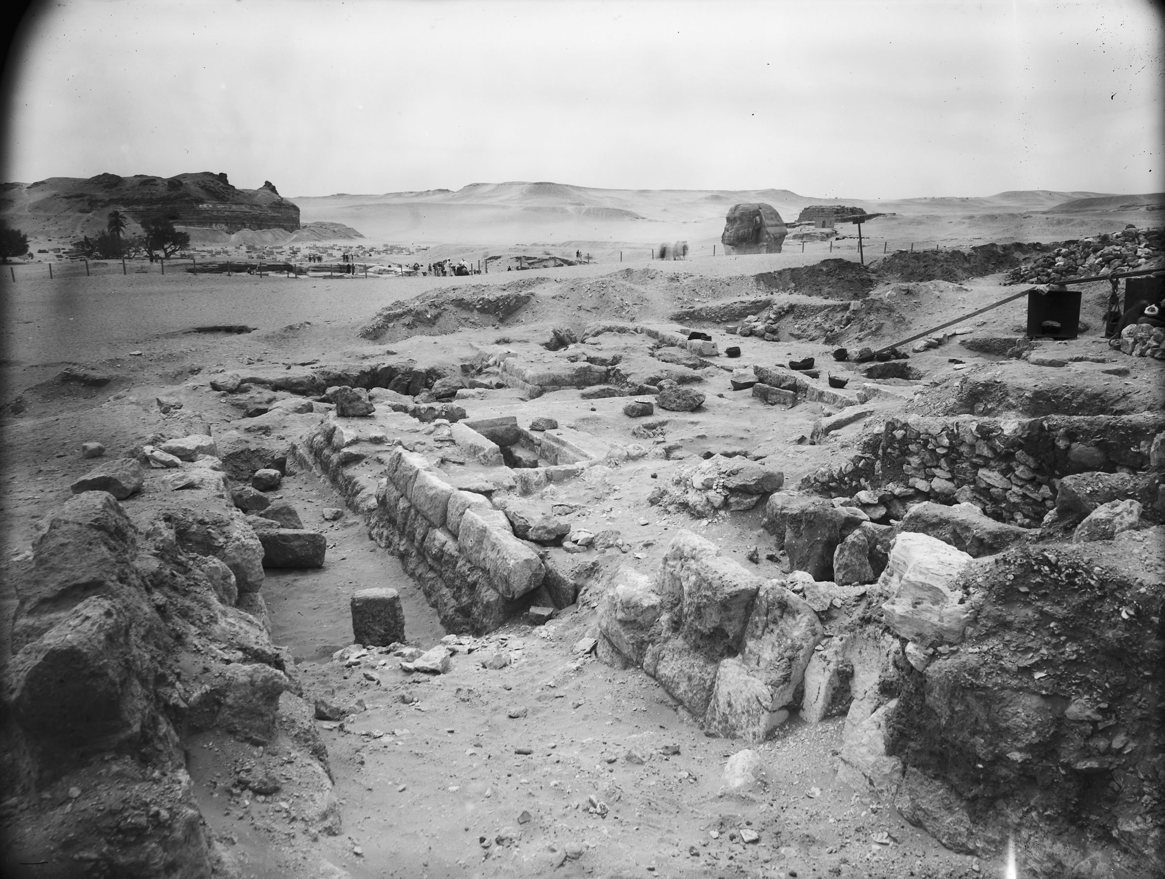 Eastern Cemetery: Site: Giza; View: G 7692, G 7693
