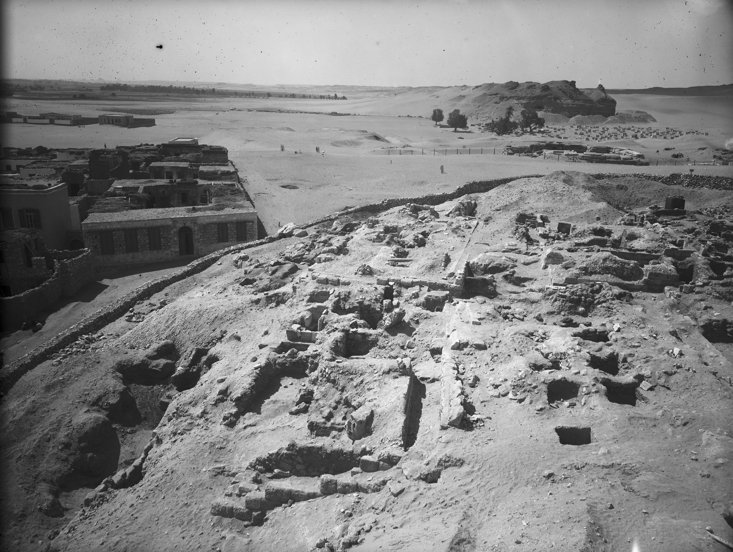 Eastern Cemetery: Site: Giza; View: G 7781, G 7783, G 7784, G 7785, G 7789