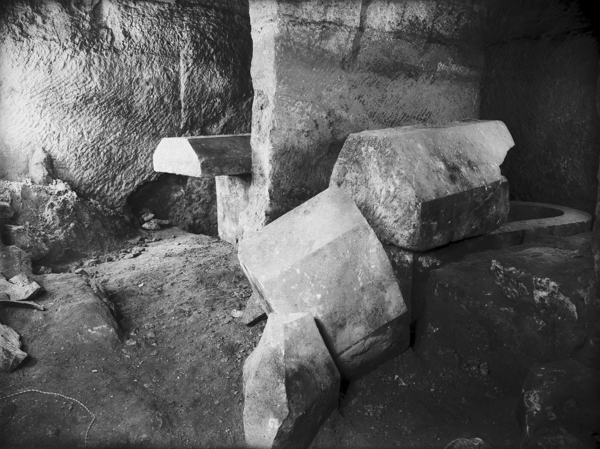 Eastern Cemetery: Site: Giza; View: G 7792