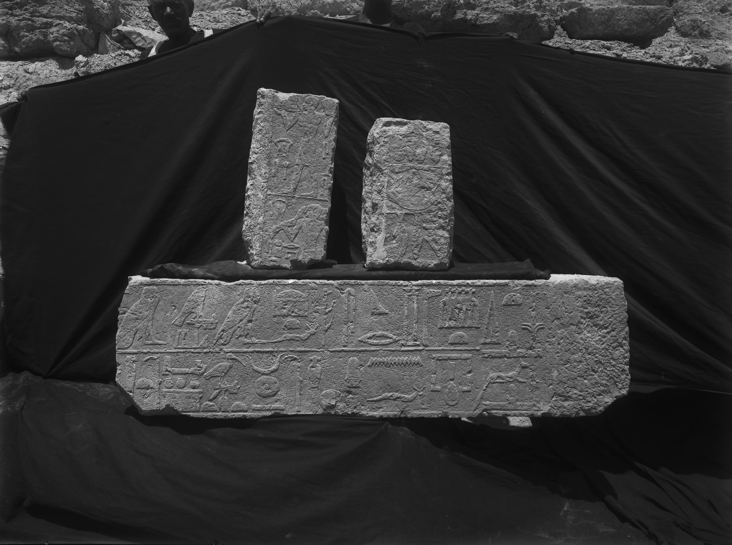Object(s) photograph: Site: Giza; view: G 7212
