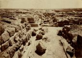 Eastern Cemetery: Site: Giza; View: avenue G 2, G 7210-7220, G 7310-7320, G 7410-7420, G 7230-7240, G 7330-7340, G 7430-7440, G 7510