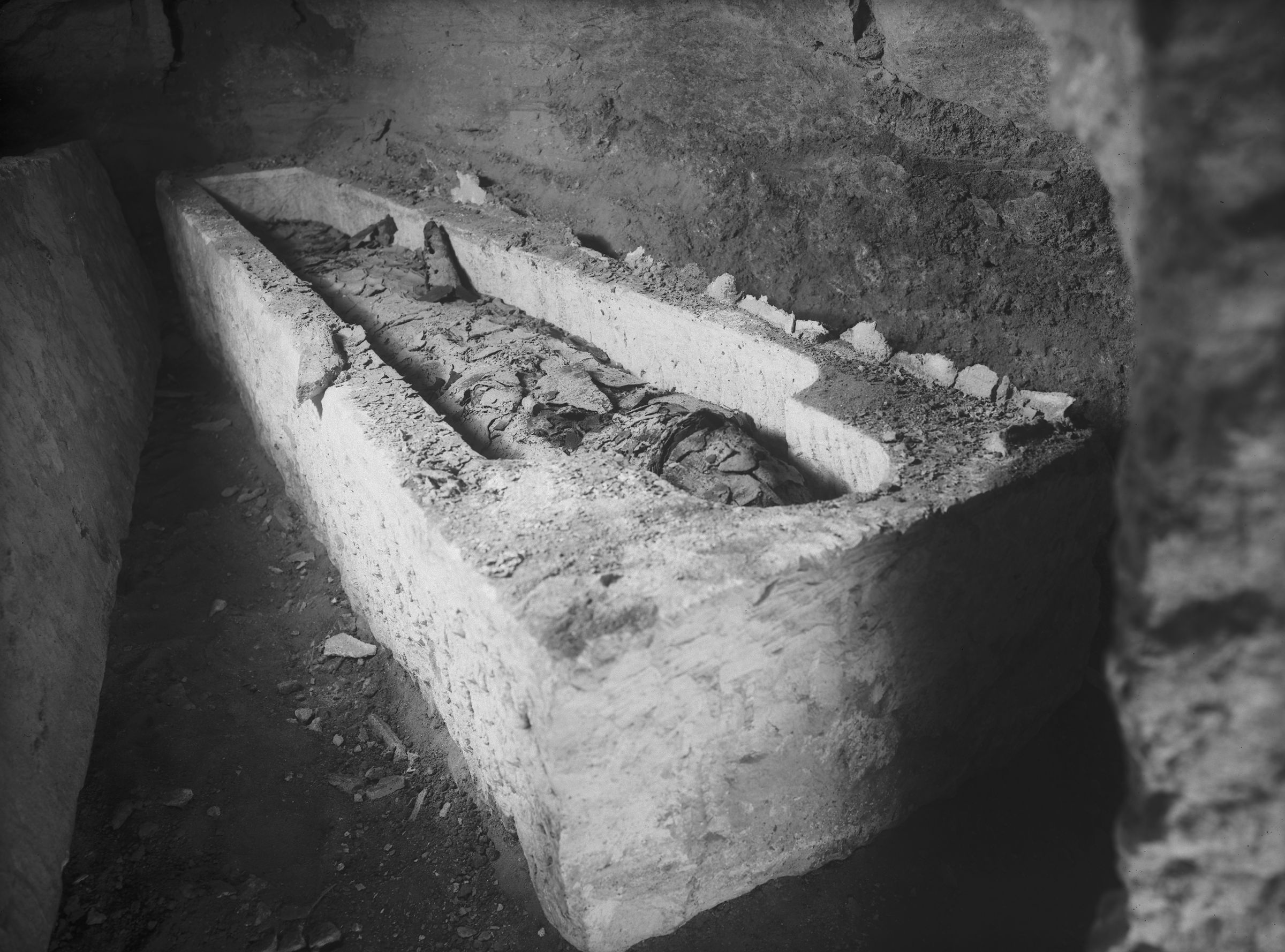 Eastern Cemetery: Site: Giza; View: G 7767