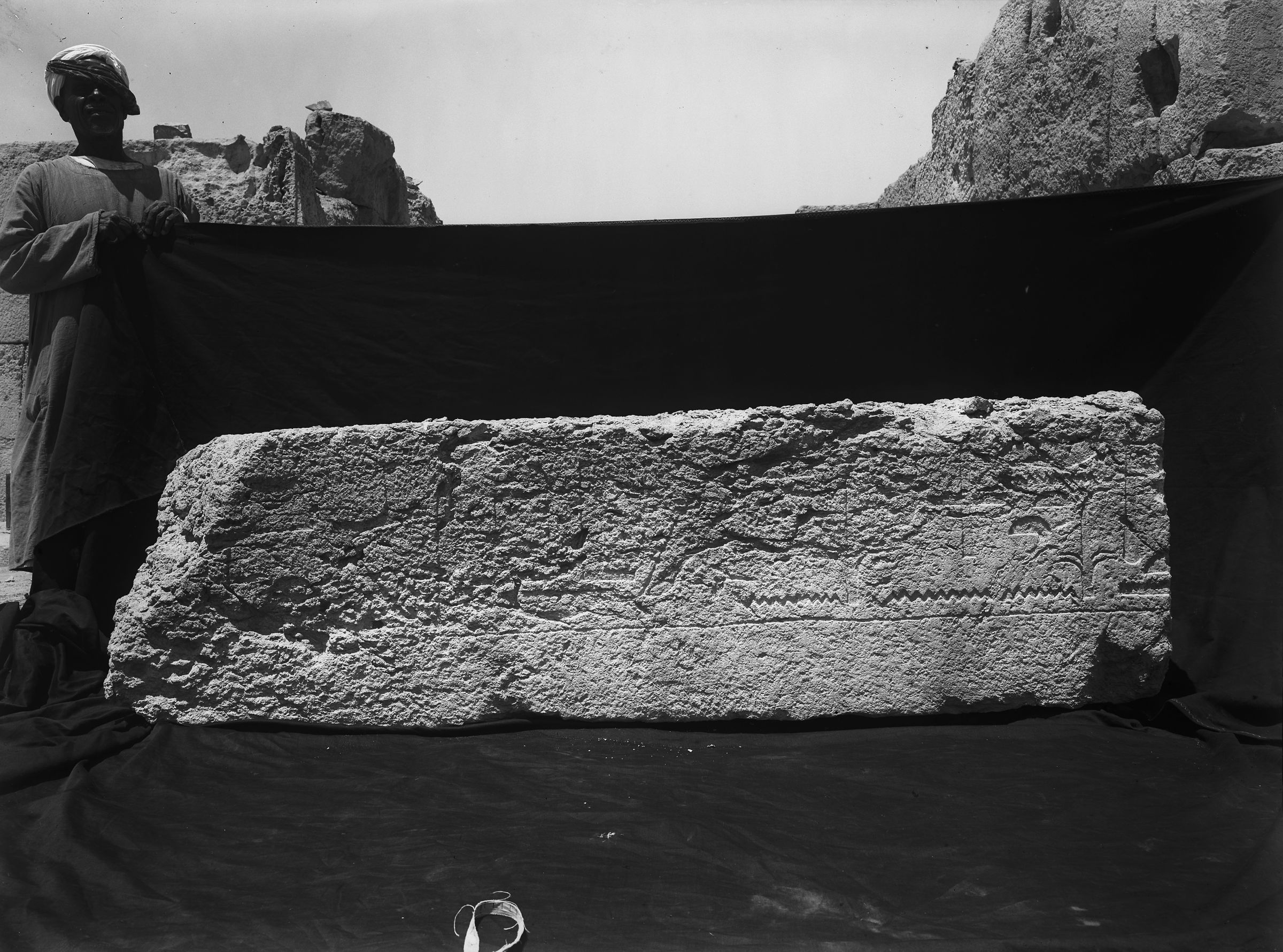 Object(s) photograph: Site: Giza; view: G 2378