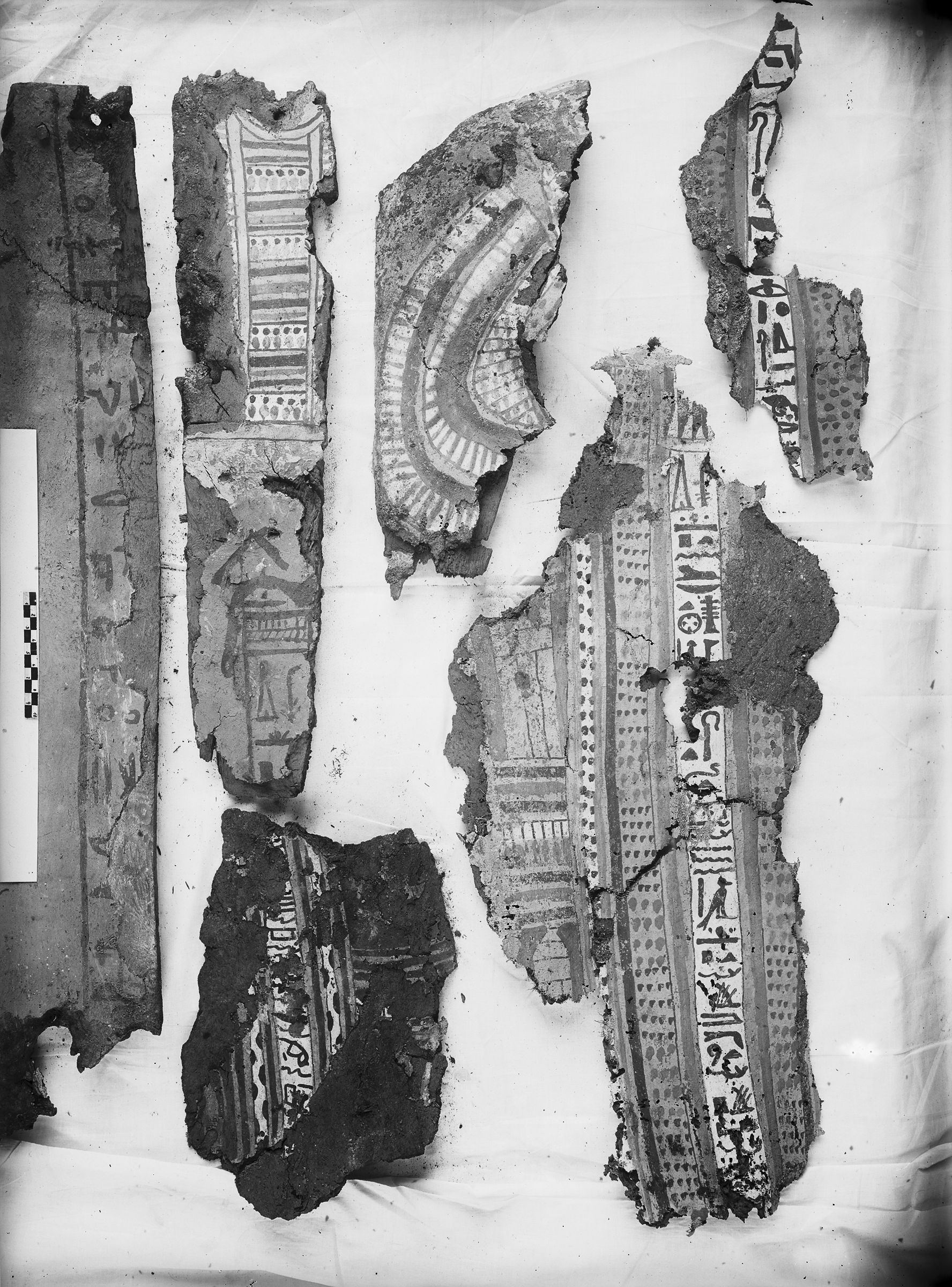 Object(s) photograph: Site: Giza; view: G 7834