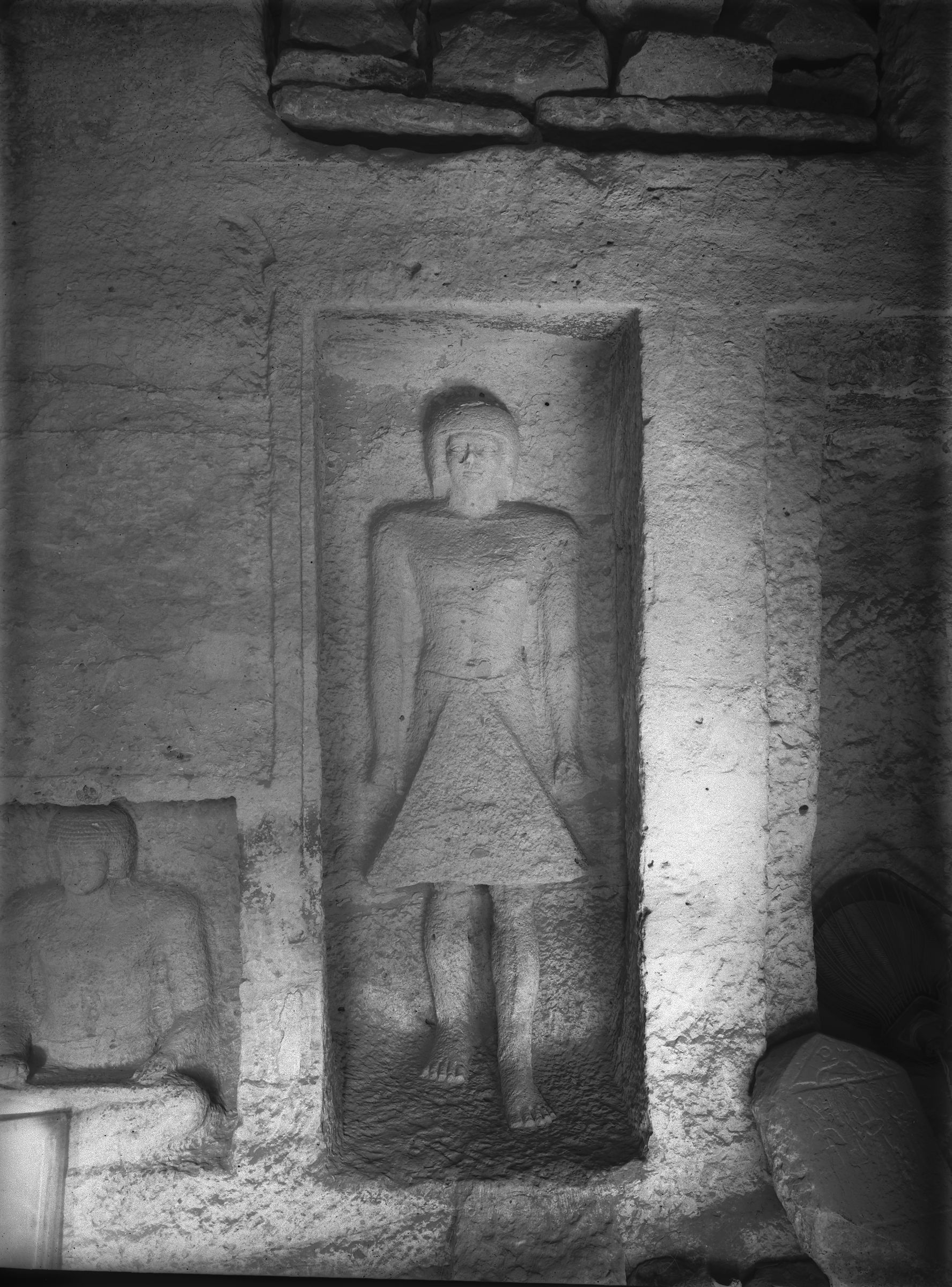 Eastern Cemetery: Site: Giza; View: G 7837+7843