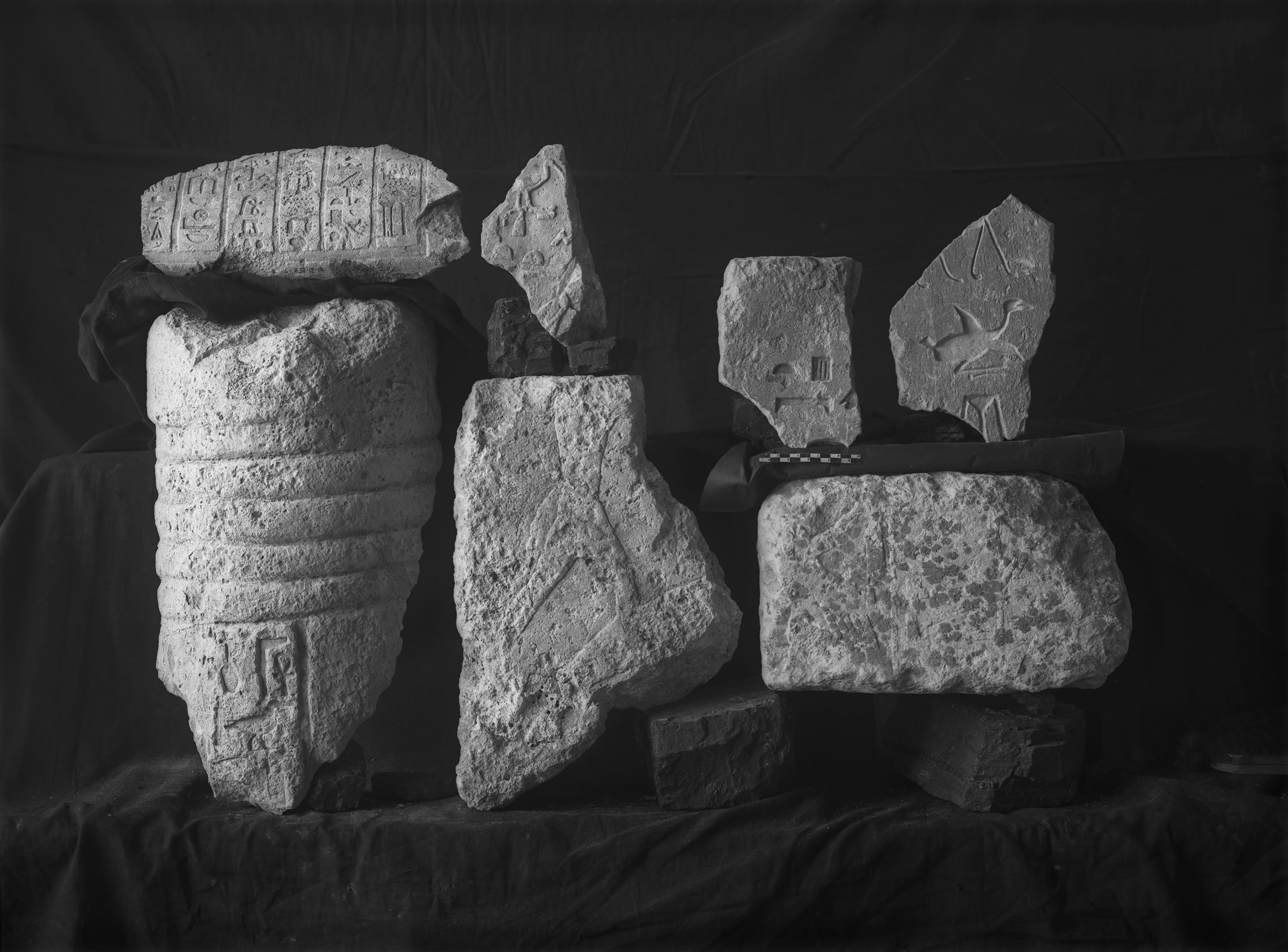 Object(s) photograph: Site: Giza; view: G 7769, G 7940, G 7913, G 7760, G 7831, G 7830