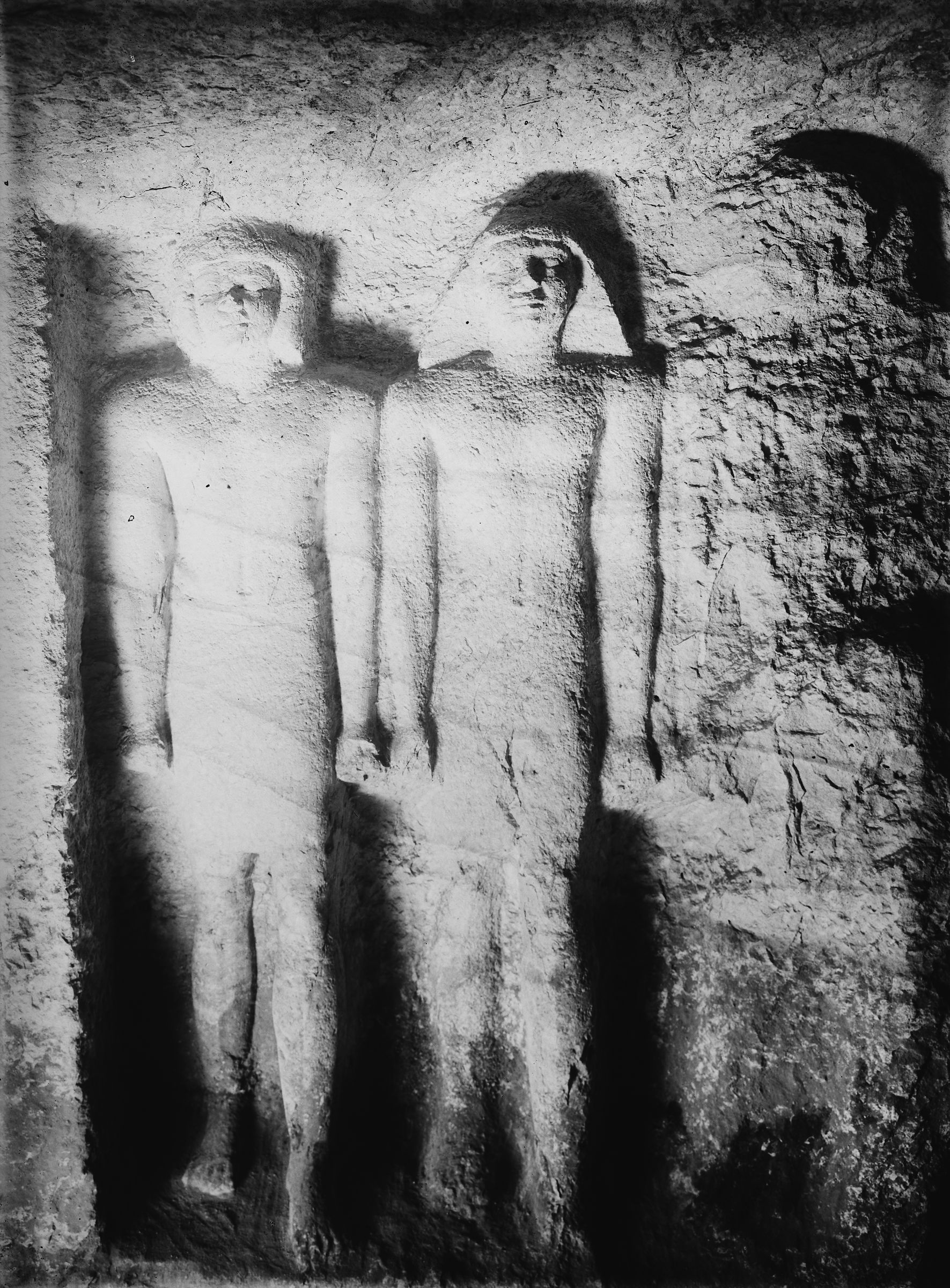 Eastern Cemetery: Site: Giza; View: G 7846