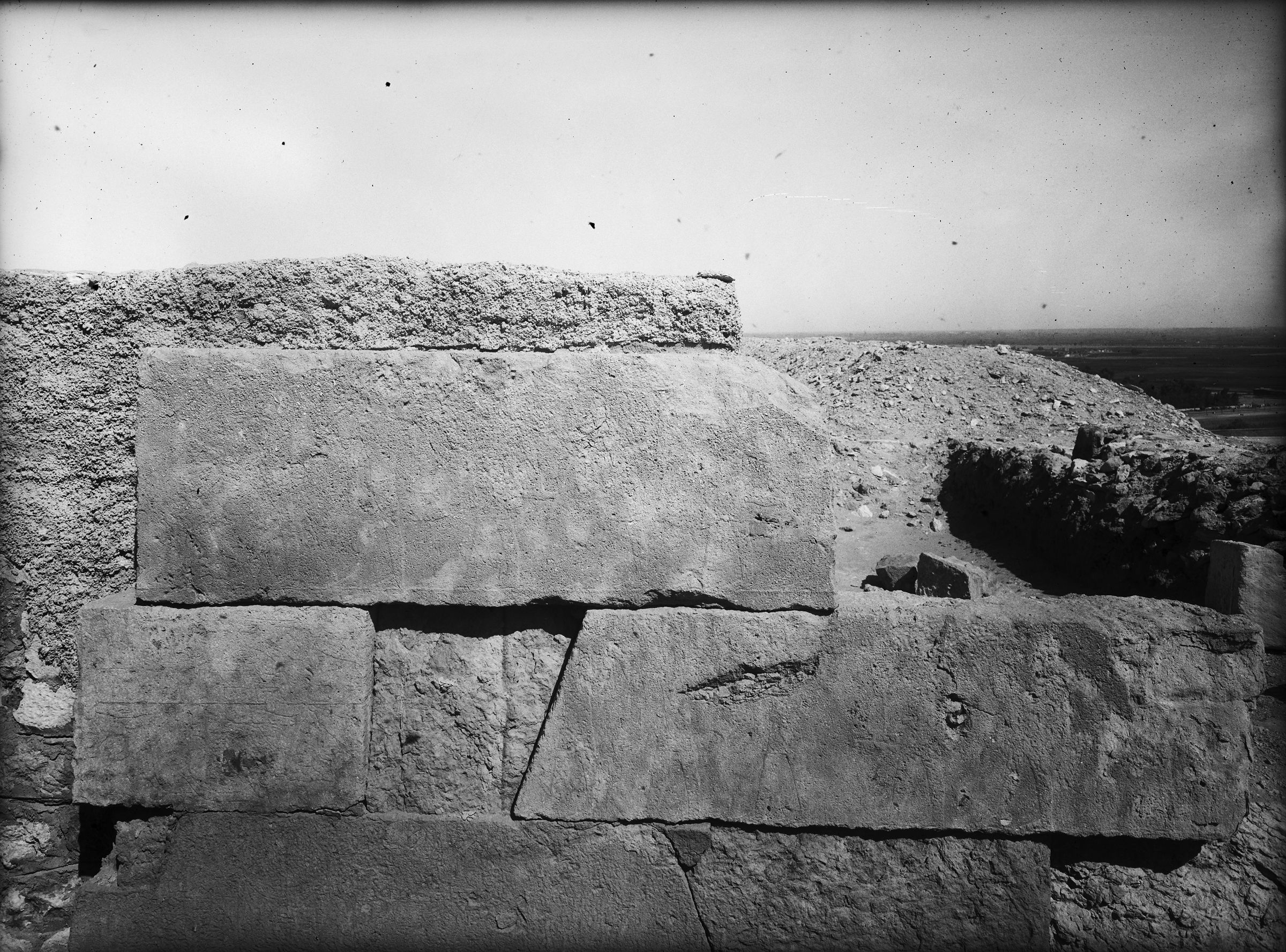 Western Cemetery: Site: Giza; View: G 2378