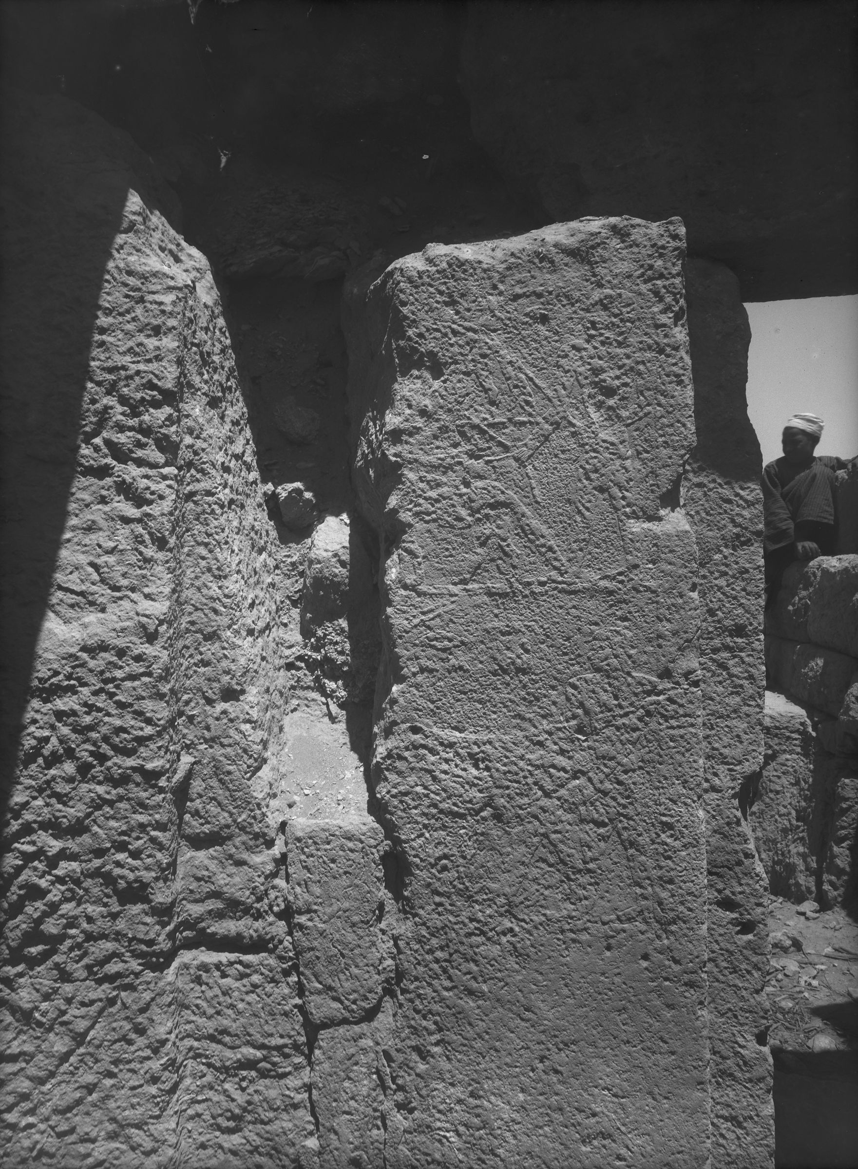 Eastern Cemetery: Site: Giza; View: G 7710