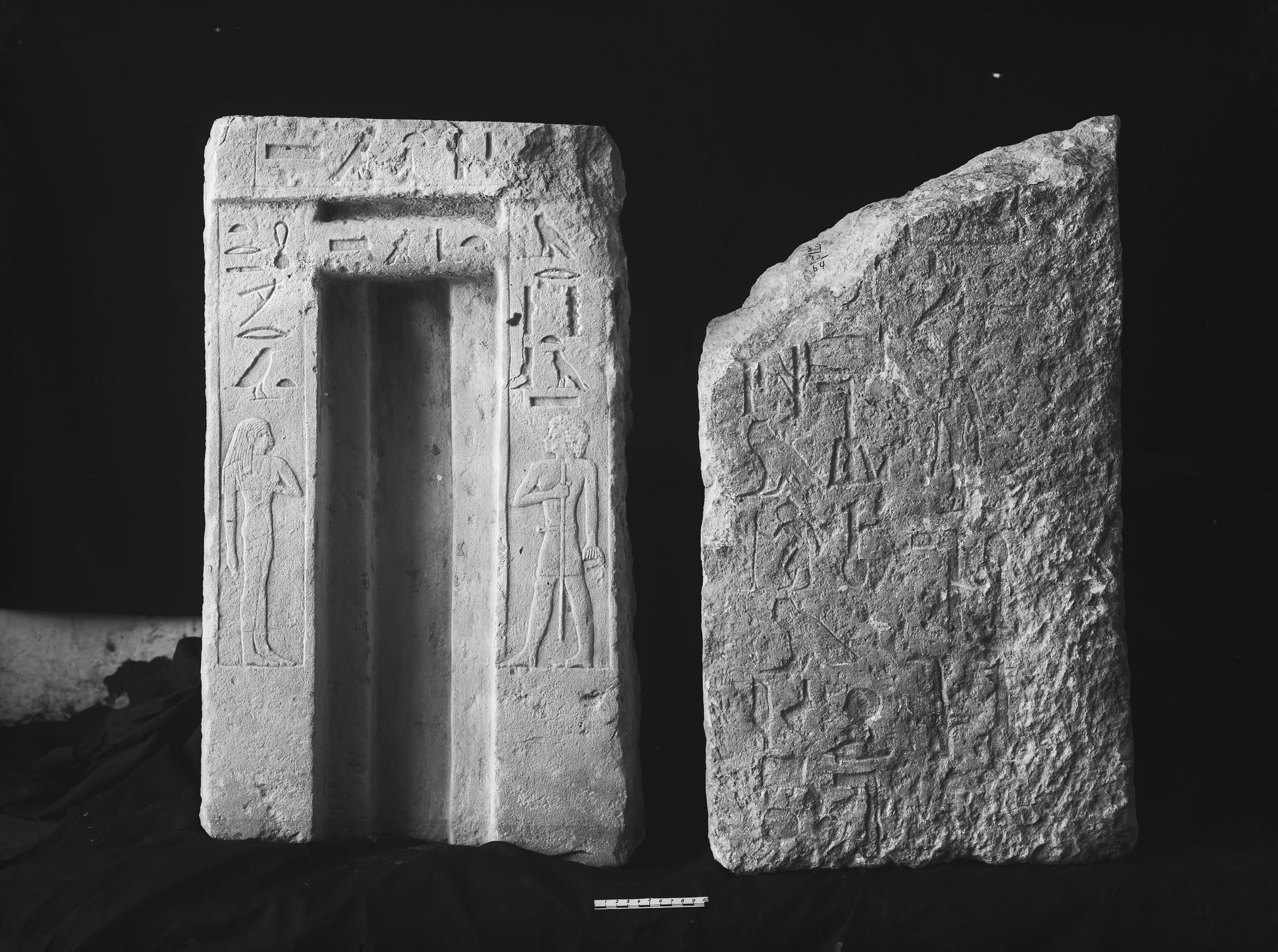 Object(s) photograph: Site: Giza; view: G 1123, G 7754