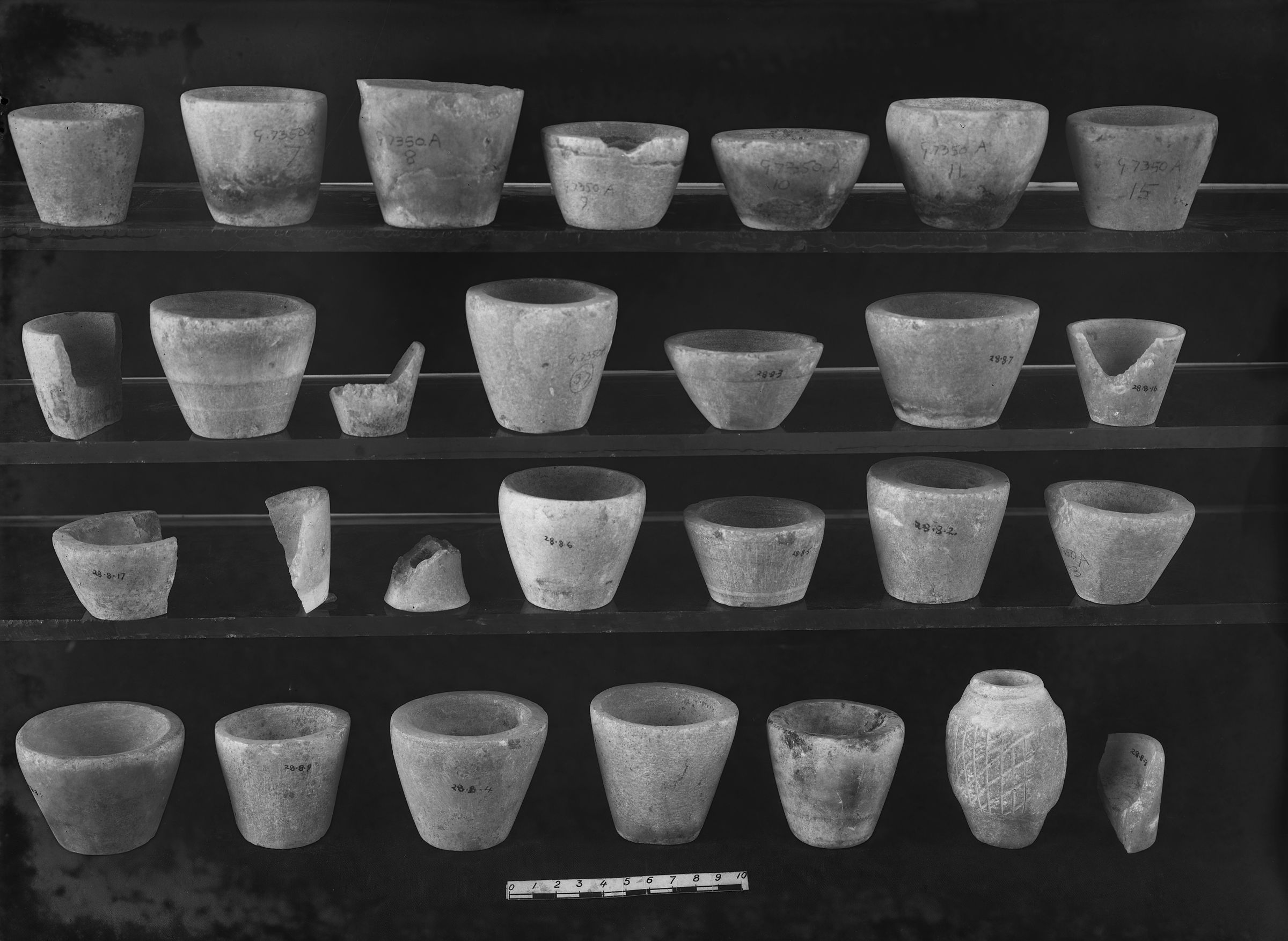 Object(s) photograph: Site: Giza; view: G 7350