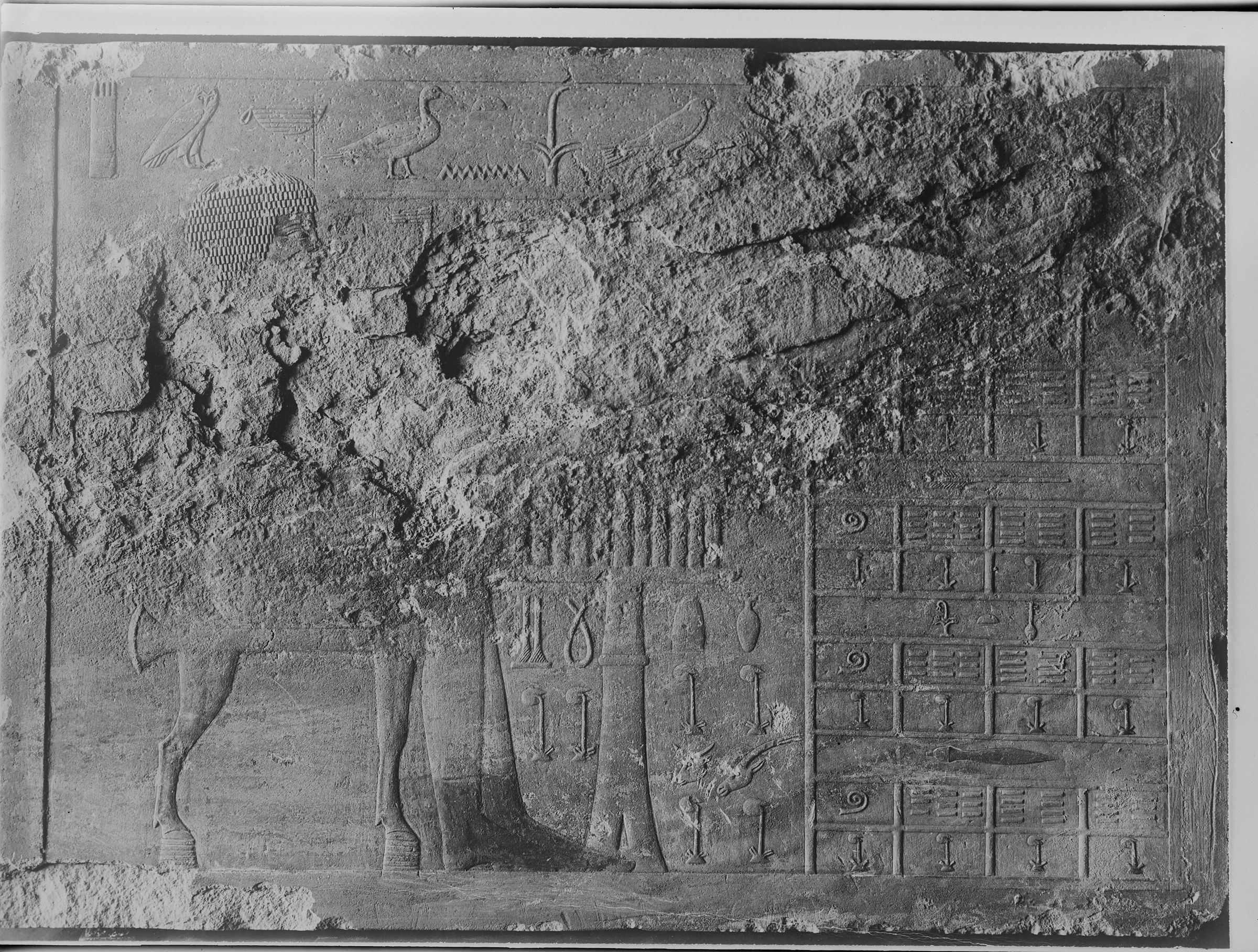 Object(s) photograph: Site: Giza; view: G 1223