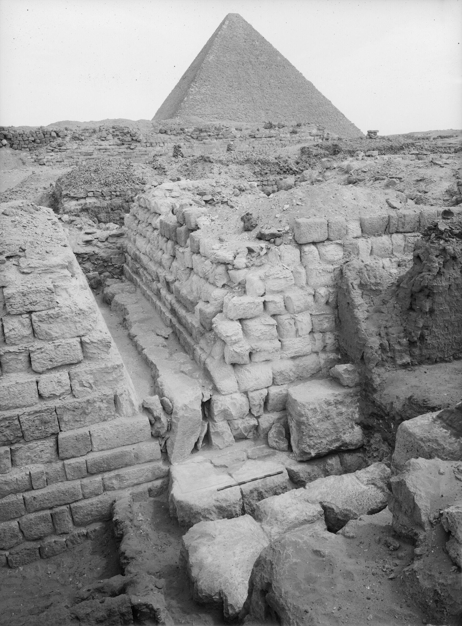 Western Cemetery: Site: Giza; View: G 1223-Annex, G 1233